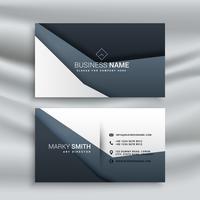 cartão cinzento com formas modernas