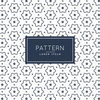 abstract pattern flower poster