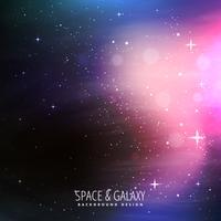 estrelas preenchidas fundo do universo