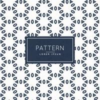 Fondo de patrón moderno de formas abstractas