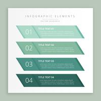 infographic business banners mall