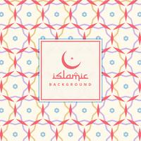 islamic pattern background design