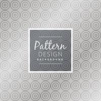 gray circular seamless pattern vector design illustration