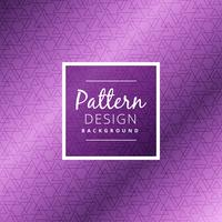 purple triangle pattern background vector design illustration