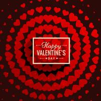 valentines day love background vector design illustration