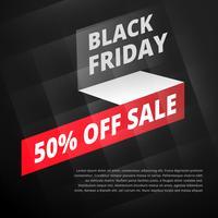 svart fredag försäljning
