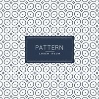 patroon achtergrond met ovale vormen