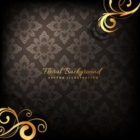 elegant premium luxury floral background