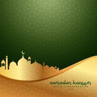 ramadan muslim festival background