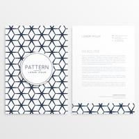 business letterhead template poster
