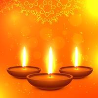 schöne Diwali Diya