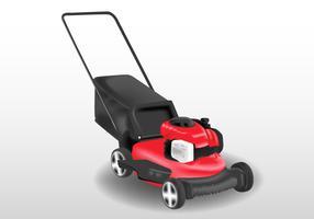 Realistic Lawn Mower