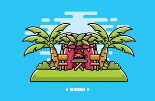 Sukkah Vector