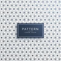 stijlvolle bloem abstracte patroon achtergrond