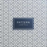 Muster abstrakt Hintergrund Vektor Design