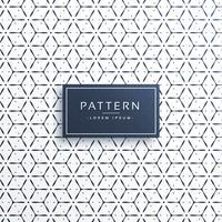 Fondo de patrón geométrico limpio mínimo