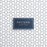 Minimal ren geometrisk mönster bakgrund