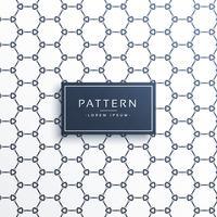 sfondo di modello astratto forma geometrica pulita esagonale