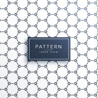 abstrakt ren geometrisk hexagonal form mönster bakgrund
