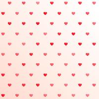 awesome hearts pattern background design