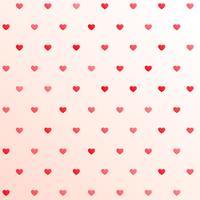 fantastisk hjärtan mönster bakgrundsdesign