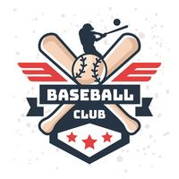 vintage baseball logotyp