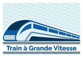 Train A Grande Vitesse