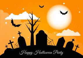 Gratis Halloween Vector elementen-collectie