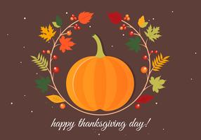 Gratis Thanksgiving Vector-elementen