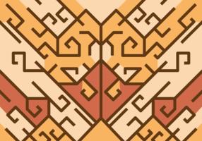 Dayak Pattern