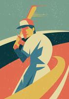 Béisbol Vintage