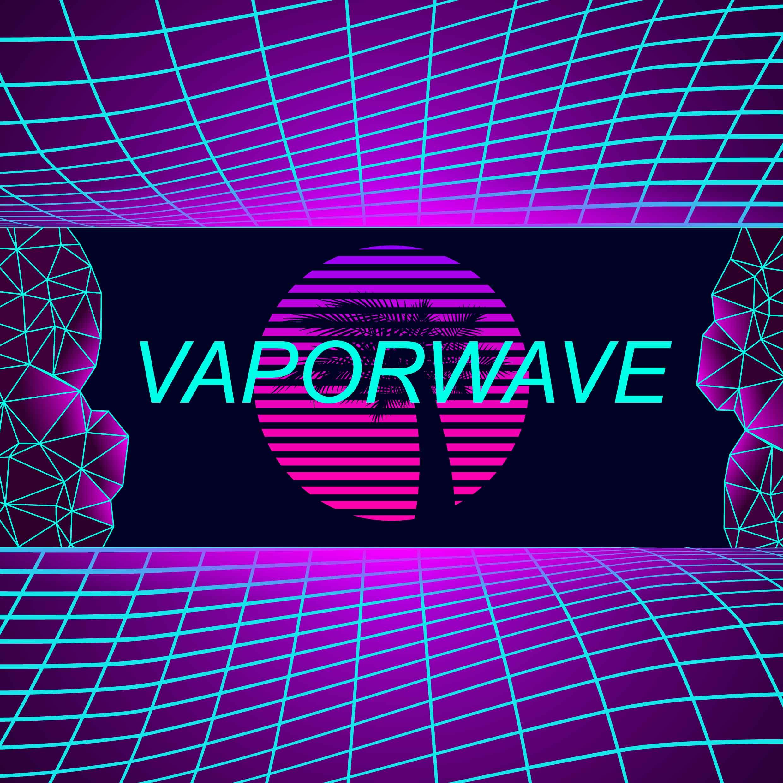 Vaporwave Background Download Free Vectors Clipart Graphics