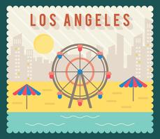Creative Vintage Los Angeles Vectors