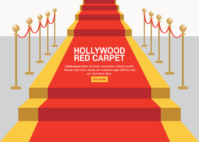 hollywood rood tapijt