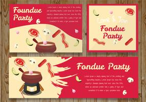 Fondue Vector Design