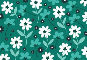 Ditsy Vector Background