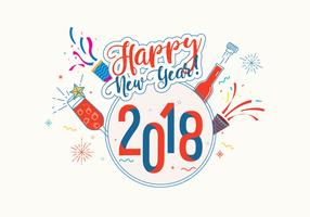 Happy_new_year_2018_layout_vector-01