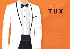 Tux Vector Design