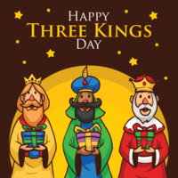 Kings Day Illustration