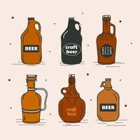Conjunto de Vector Growler