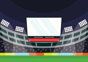 Jumbotron Vector Illustration