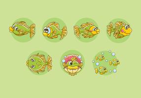 Flounder pattern