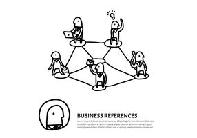 Geschäftsreferenzen