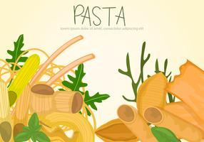 vector de pasta de raviolis