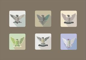Eagle Scout Illustration Icon