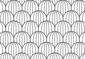 Chainmail Pattern Background