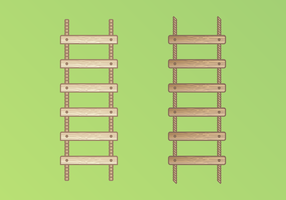 Rope Ladder Illustration