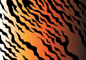 tiger hud bakgrund