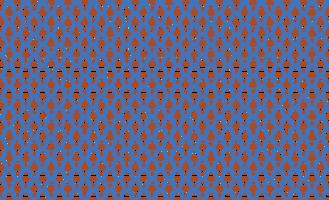 patrón de estilo marroquí
