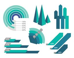 Data Visualization Vector Set
